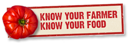 Cover photo for Know Your Farmer, Know Your Food by Shopping Local Farmers Markets