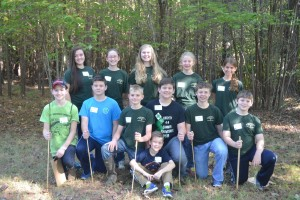 Forsyth Forestry Team Members