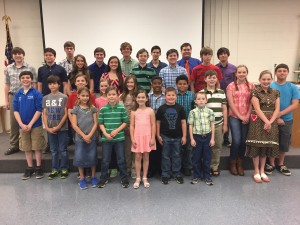 Cover photo for 4-H Presentation Competition Teaches Public Speaking