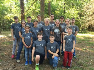 2016 Forsyth 4-H Forestry Team