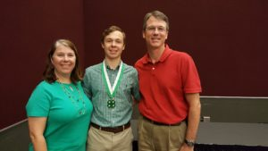 Cover photo for Who Was Recognized as a 4-H Volunteer of the Year?