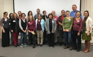 Cover photo for Extension Master Gardener Volunteers Graduate From Training Course