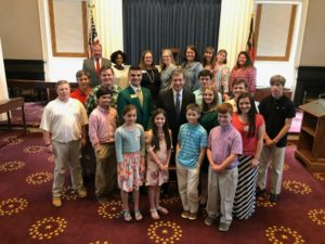 Cover photo for Governor Cooper Proclaims Youth Day of Service