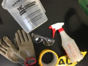 Pesticide Safety Equipment