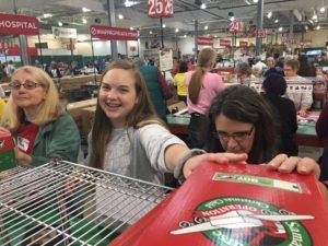 Trailblazers Teen Operation Christmas