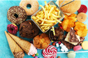 photo of sweets and fries