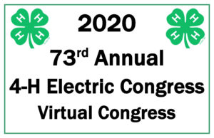 Electric Congress Sign