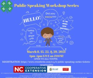 public speaking graphic