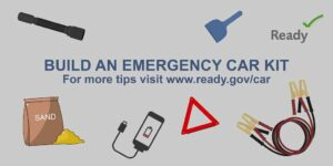 Cover photo for Emergency Car Kit for Winter