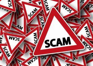 Cover photo for Avoiding Scams